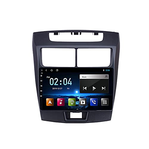 MGYQ 2 DIN Coche Multimedia Car Stereo Bluetooth GPS con Cámara De Visión Trasera Soporte Control del Volante Receptor FM 1080P Video WiFi, para Toyota Avanza 2010-2016,Octa Core,4G WiFi 2+32