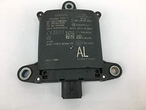 Great Price! 87611-AL02A 2015-2018 Subaru Outback Left Blind SPOT Monitor Sensor Module OEM 15 16 17...