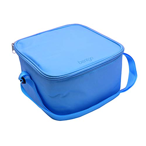 Bentgo Classic Bag (Blue) – Insulated Lunch Bag Keeps Food...