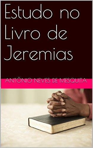 Estudo no Livro de Jeremias (Estudos Bíblicos 6)