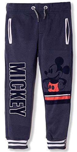 Disney Micky Maus Jogginghose für Jungen, 2-8 Jahre Gr. 3 Jahre, Navy - Large Mickey