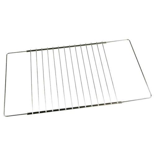 Rejilla maxi para horno ajustable de 47a 75cm x 35cm de profundidad