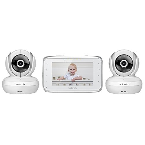 Motorola MBP38S-2 Digital Video Baby Monitor