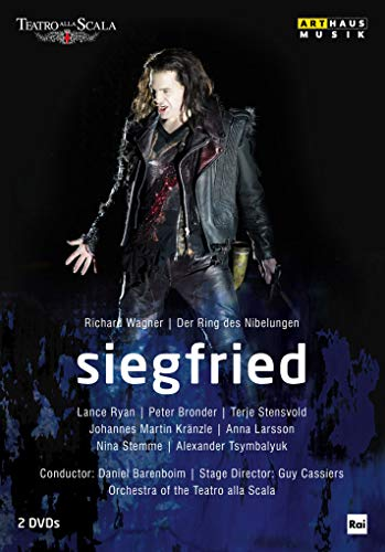 WAGNER: Der Ring des Nibelungen - Siegfried (live at the Teatro alla...