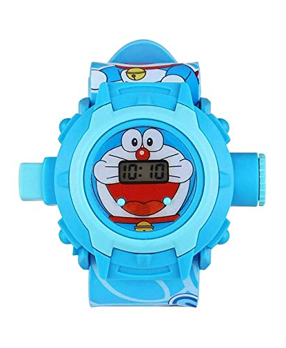 Digital 24 Images Projector Watch for Kids, Return Gift (Available in Different variants) (Doraemon)
