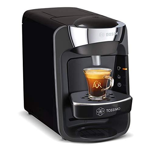 41emdgJdGJL. SS500  - Tassimo Bosch Suny TAS3202GB Coffee Machine, 1300 Watt, 0.8 Litre - Black