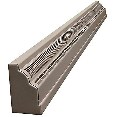 TruAire 48 Inch Baseboard Register