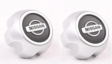 REPLACEMENT ITEM: 2 x New 2000-2004 Nissan Xterra Frontier Wheel Center Hub Cap 40315-7Z100 SET of 2