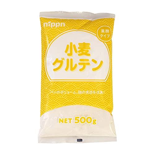 小麦グルテン HP 500g ニップン