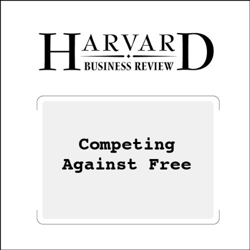 Competing Against Free (Harvard Business Review) copertina