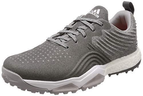 adidas Herren Adipower 4orged Golfschuhe, Weiß (Gris/Blanco B37174), 42 EU