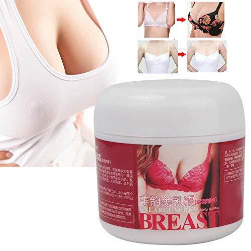 Brustvergrößerungs Creme, Massagecreme, Brustvergrößerungscreme Natürliche Bruststraffende Creme Breast Care Cream 300g