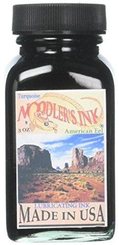 Noodlers Ink 3Oz Turquoise Eel (19206)