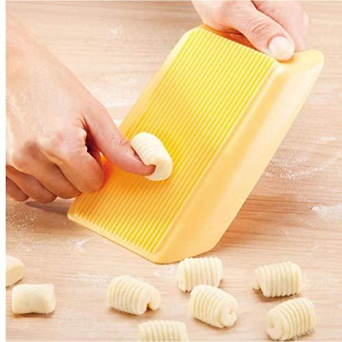 Espagueti Macarrones Pasta Junta De Los Alimentos para Niños Suplemento Gnocchi Fabricación De Moldes De Plástico para Alimentos Suplemento Moldes