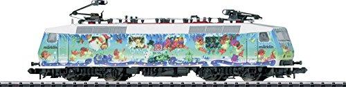 Trix 16025 - E-Lok BR 120, Minitrix