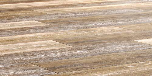 HOME DELUXE Vinylboden – 1m² – selbstklebend – V5 Eiche