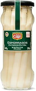 Esparrago De Navarra 9/12 Frutos Viuda De Cayo 345 gr