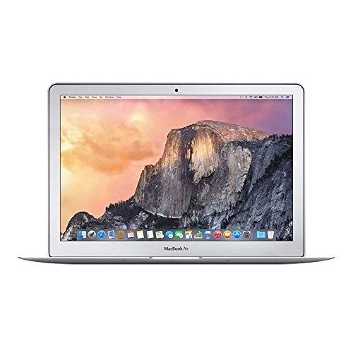 Apple MacBook Air MJVM2LL/A 11.6-Inch Laptop (1.6 GHz Intel Core i5, 128 GB SSD, Integrated Intel HD...