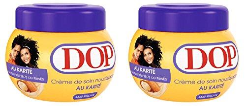 Dop – verzorging voor haar, zeer droog of kapsels, 300 ml, 2 stuks
