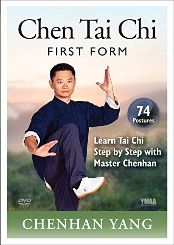 Chen Tai Chi: First Form (YMAA Tai Chi for Beginners DVD) Chenhan Yang **BESTSELLER** 2020