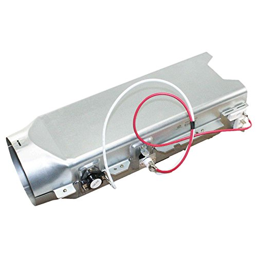 Supplying Demand 5301EL1001A Clothes Dryer Heater Assembly Housing Wiring Thermostats 1377645