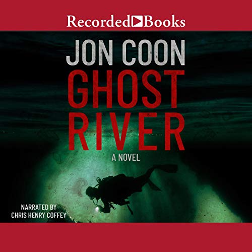 Ghost River audiobook cover art