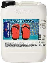 Lapi – Alguicida T9 Special 5 kg líquido no Espuma. para contrarrestar la aparición de Algas en la Piscina y como Tratamiento de Mantenimiento. Fabricado en Italia por Empresa certificada.