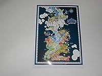 Poster 48,3 x 33 cm Hunderte von verschiedenen Drucken. Auch erhältlich mit mattem und gerahmtem Rahmen. Wird in einer runden geschützten Röhre verschickt, verschifft ich weltweit! Poster Game of Thrones Westeros Map #2, Stark, Targaryen, Martell, 48...