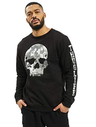 Thug Life Herren Pullover One Men schwarz L
