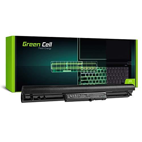 Green Cell 694864-851 695192-001 708462-001 C8B66PA H4Q45AA HSTNN-DB4D HSTNN-PB5S HSTNN-YB4D TPN-Q113 TPN-Q114 TPN-Q115 VK04 VK04037 Batteria per HP Portatile (4400mAh 14.4V Nero)