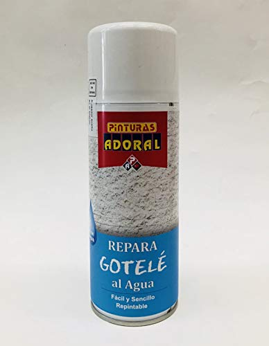Adoral - Repara Gotelé al agua Spray 400 ml