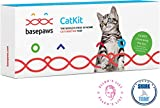 Basepaws Cat DNA Test Kit | Breed + Health Report & Wildcat Index | 18 Cat Breeds & 38 Genetic Markers | As Seen On Shark Tank and Ellen's List