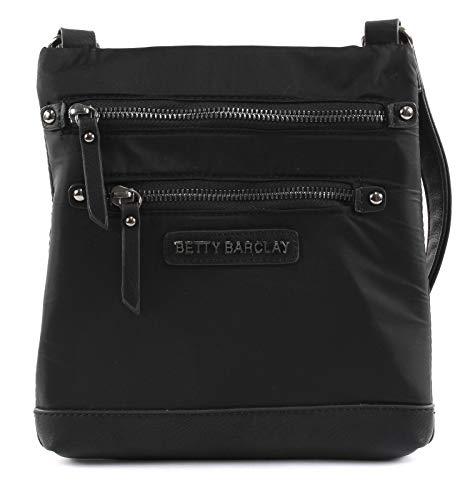 Betty Barclay Zip Bag, Schwarz