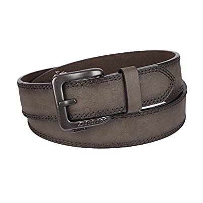 Dickies Men's Perfect Adjustable Click to Fit Ratchet Belt, brown, Extra Large (44-46)