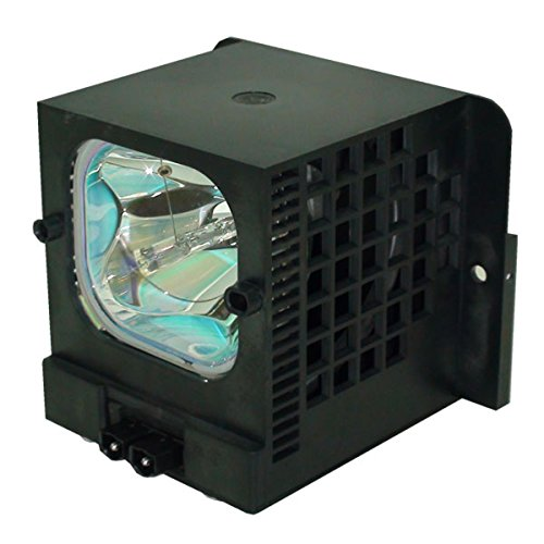 Aurabeam Replacement Lamp for Zenith E44W46LCD TV with Housing