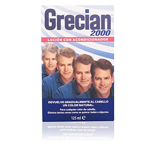 Grecian graduelle Lotion gegen graue Haare - 125 ml
