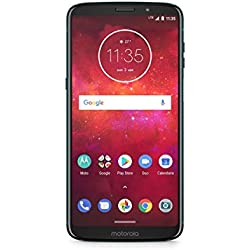 Motorola Moto Z3 Play Smartphone Android 9 Pie, Display 6.18´´ FullHD+, 4/64 GB, Dual SIM, Dual Camera da 12 MP, con Moto Power Pack e Caricabatteria TurboPower [Italia]