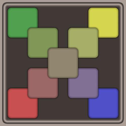 professional Color shadow puzzle