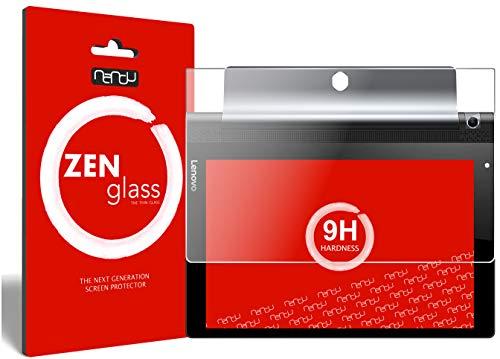 nandu I ZenGlass Protector de Vidrio Flexible Compatible con Lenovo Yoga Tablet 3 10' I Protector de Pantalla 9H