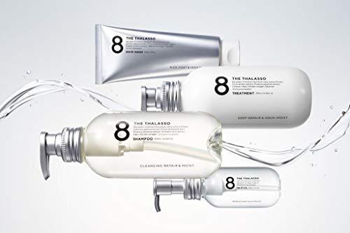 エイトザタラソ8THETHALASSOリッチコート&ハイモイスト美容液マスク/本体/200g/アクアホワイトフローラルの香り8thethalasso
