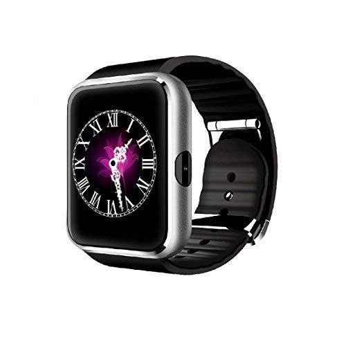 NK NK-SW3058-AI - Smartwatch, Color Negro (Reacondicionado Certificado)