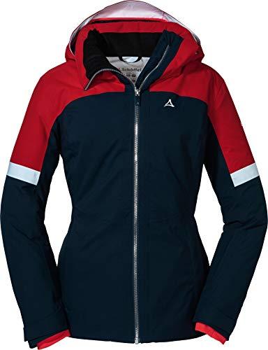 Schöffel Damen Ski Goldegg Jacke, Navy Blazer, 40