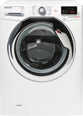 Hoover Lavatrice Dynamic Next dxoc437AC372di S, 7kg lavatrice, Caricamento frontale, 1300giri/min, a + + +, Bianco