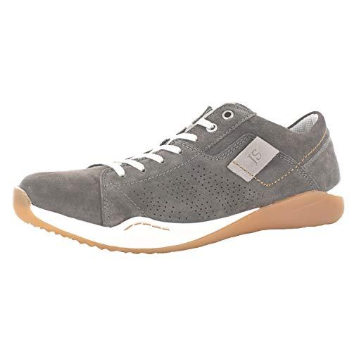 Josef Seibel Herren Ricardo 07 Sneaker, Grau (Grau 710), 43 EU