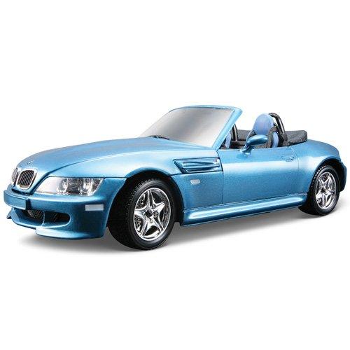 Bburago - BMW M Roadster (1996), color azul (18-25043)