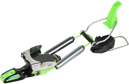 Black Diamond O1 Telemark Ski Binding, FreeFlex Small, Green Flash