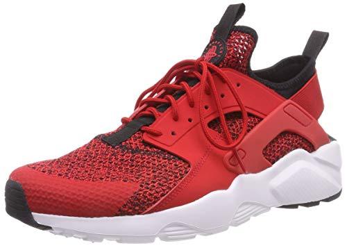 Nike Air Huarache Run Ultra Se, Zapatillas de Gimnasia para Hombre, Rojo...
