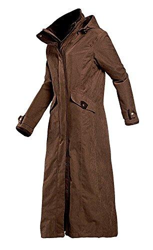 Baleno Mantel Kensington Damen Chocolate L