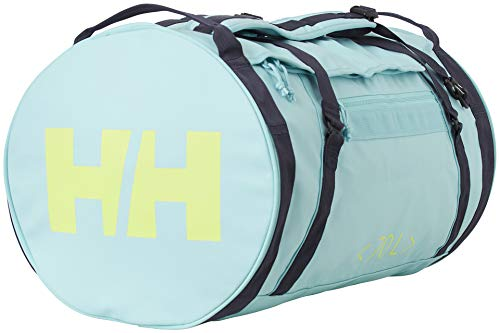 Helly Hansen HH Duffel Bag 2 70L Bolsa de Viaje, Unisex Adulto, Azul Glacier/Graphite