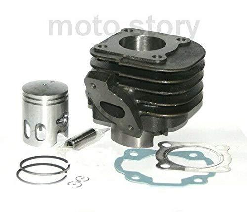 Unbranded. 50 CCM Zylinder KIT Set KOMPLETT für REX Rexy 25 50 Roller 2 TAKT Zylinderkit
